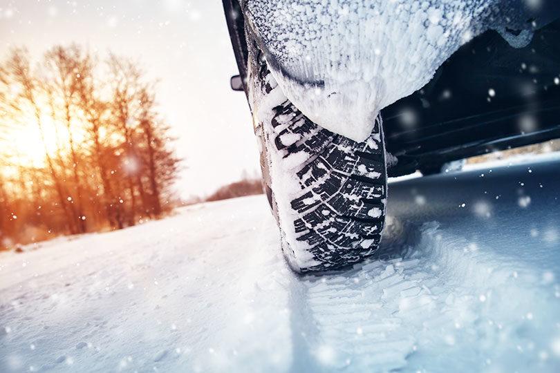 Zimske pnevmatike - dejstva