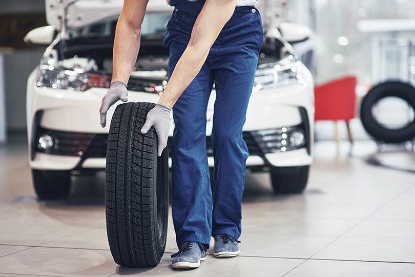 Kdaj zamenjati pnevmatike