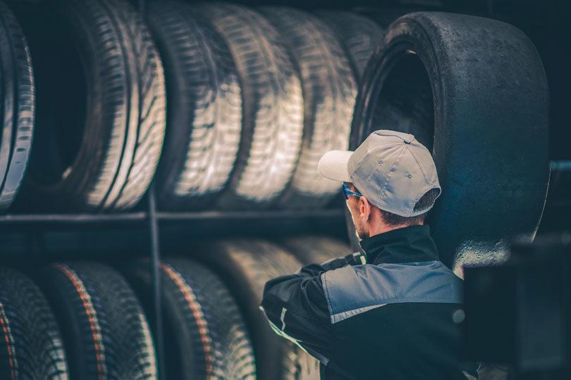 Nove in rabljene pnevmatike