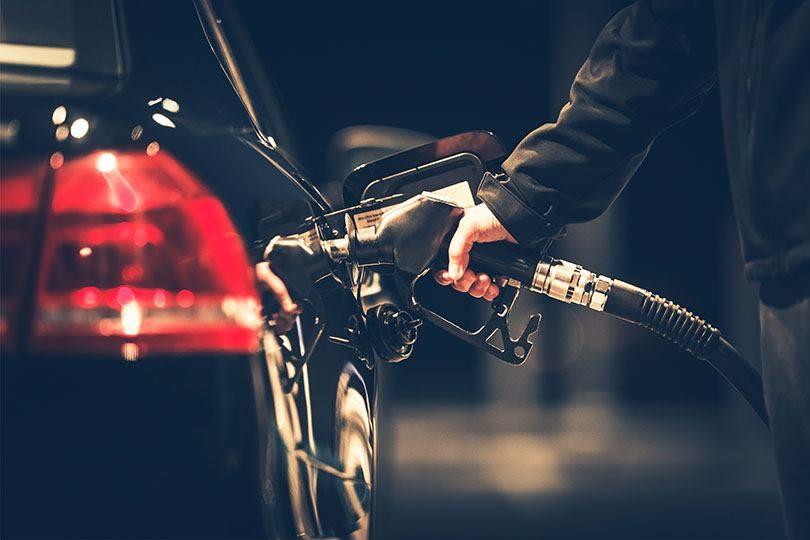 Pnevmatike in gorivo